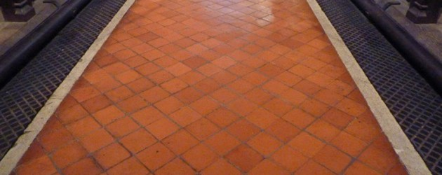 Church Floor Tiling